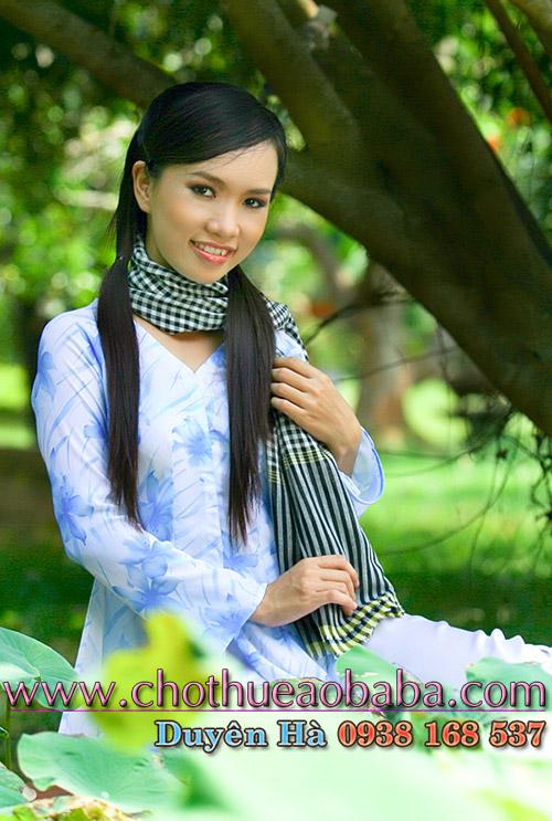 Chiếc áo bà ba Nam Bộ